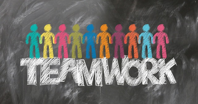 Omzetgroei door teamwork
